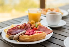 Buffet<br><b>Breakfast</b>