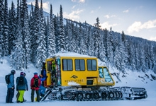 Cat Skiing<br><b>Adventures</b>