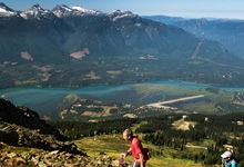 New Alpine<br><b>Hiking Trails</b>