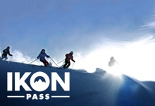 The 2018.19<br><b>Ikon Pass</b>