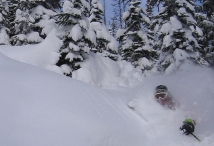 Photo credit: Great Northern Snowcat Skiing