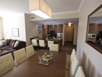 3356 - Three Bedroom Suite