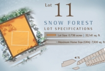 Monashee Estates Lot 11 - Snowforest