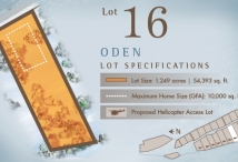 Monashee Estates Lot 16 - Oden
