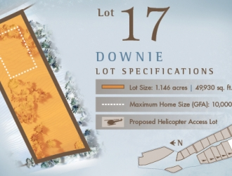 Monashee Estates Lot 17 - Downie