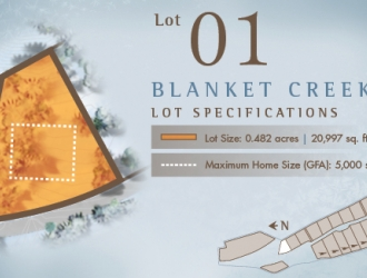 Monashee Estates Lot 1 - Blanket Creek