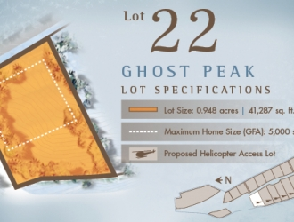 Monashee Estates Lot 22 - Ghost Peak
