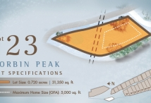 Monashee Estates Lot 23 - Corbin Peak