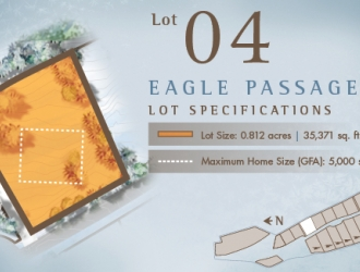 Monashee Estates Lot 4 - Eagle Passage