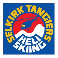 Selkirk Tangiers Heli Skiing logo