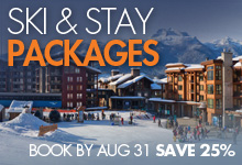 Ski and Stay Packages