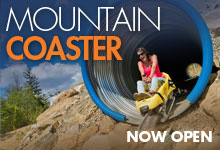 The Pipe Mountain Coaster