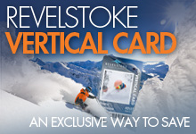 Revelstoke Vertical Card