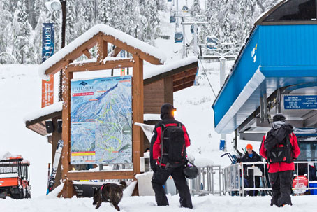 Patrol and Lift Ops prepare for Opening Day