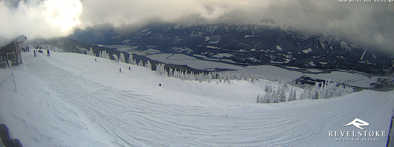 Top of The Stoke Webcam View